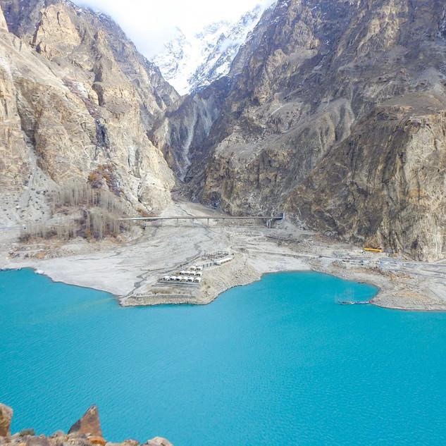 Silk Route Hiking Trail