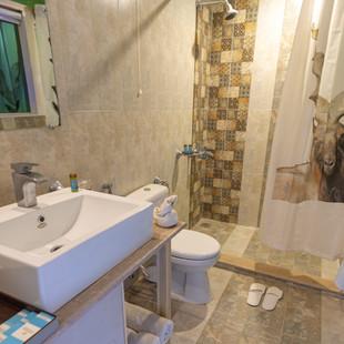 Luxus Hunza | Washroom