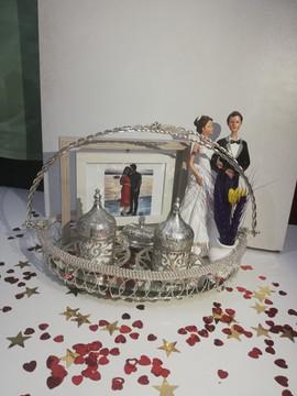 Düğün için tebrikler