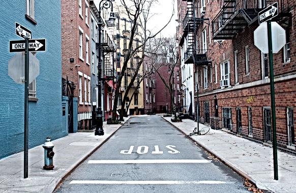 Город Улица