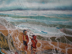 Beach is ours/detail