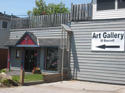 Bancroft Public Art Gallery