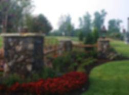 Northwest Lawn Care provides lawn mowing and landscape maintenance for subdivision roadways, entryways and common areas