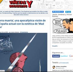 Viñetas y bocadillos RTVE