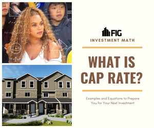 What is Capitalization Rate