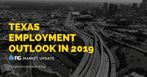 Texas Employment Outlook in 2019