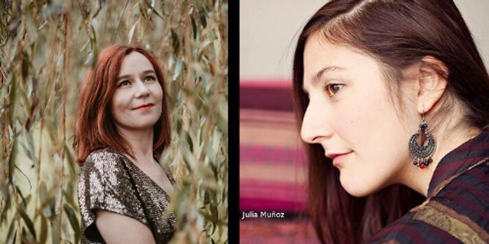 Jeu. 20/02 : LIZZIE + LEONOR BOLCATTO