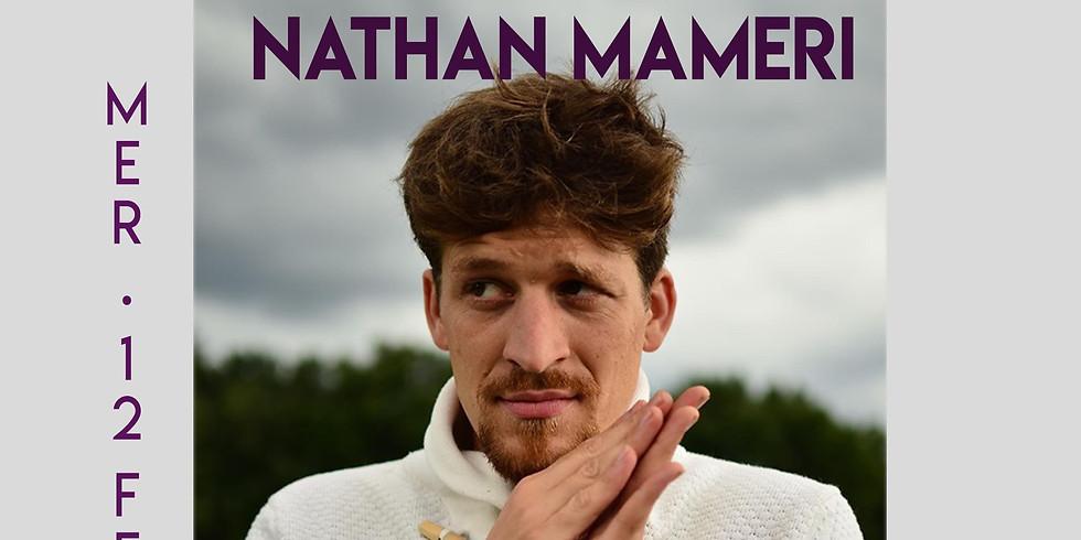 Mer. 12/02 : NATHAN MAMERI
