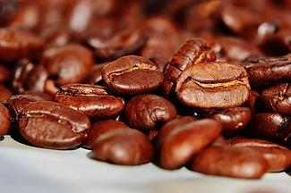 Café en grains en vrac