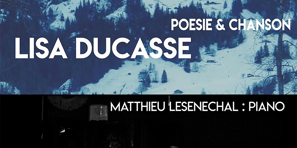 Sam. 01/02 : LISA DUCASSE