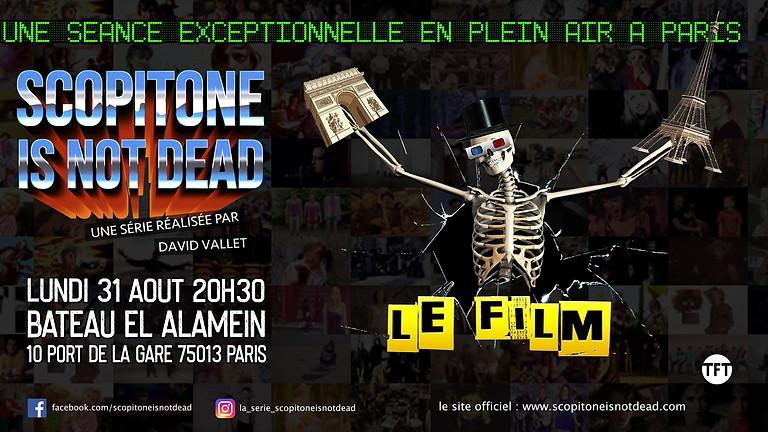 Lun. 31/08 : SCOPITONE IS NOT DEAD : Diffusion du film 10 ans + tempête de clips