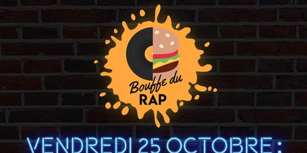 VEN. 25 & SAM. 26/10 : BOUFFE DU RAP #2 : BILLET D'HUMEUR + LA DRASQUA / CHESTER + VERSO & guests