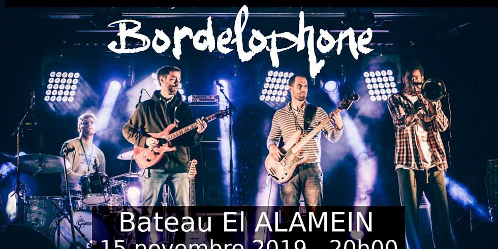 Ven. 15/11 : BORDELOPHONE (+ Les Reliques de la Musique)
