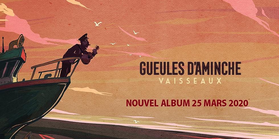 Sam. 04/04 : GUEULES D'AMINCHE + JePh
