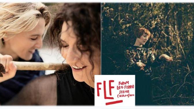 Ven. 28/08 : PUR SANG + KAREN LANO (Carte blanche au Forum Léo Ferré d'Ivry sur Seine)
