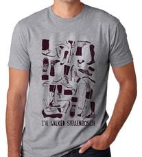 T-shirt Design for Stellenbosch University