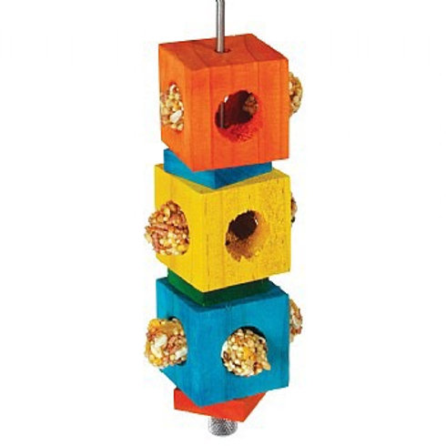 Foraging Cubes Stacker