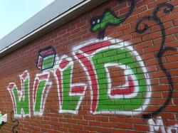 First graffiti ever