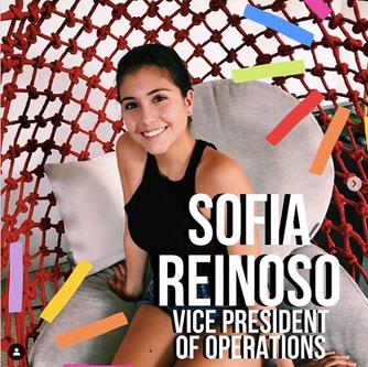 Spotlight: Sofia Reinoso