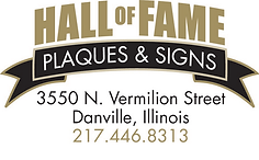 Hall of Fame Plaques and Signs Logo_addr