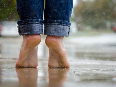 軽やかに歩くのに必要な条件:その他