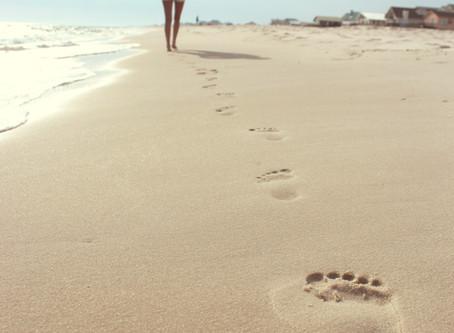 動かす感覚を確かめよう!:その2〜足を踏む時 ②