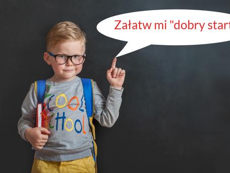 DOBRY START 2021/2022