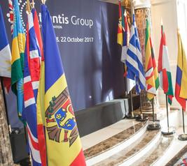Atlantis Group Summit Event Branding