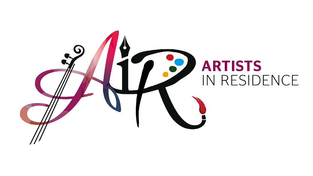 Artists in Residence Logo