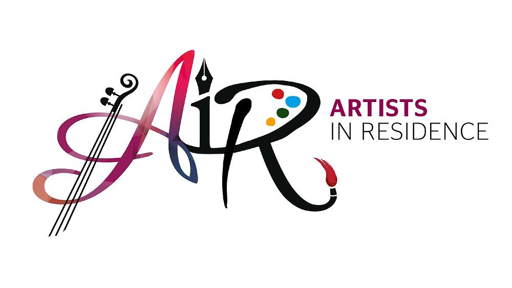 Artists in Residence Logo