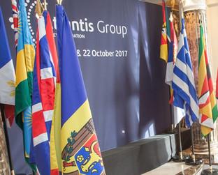 Atlantis Group Branding