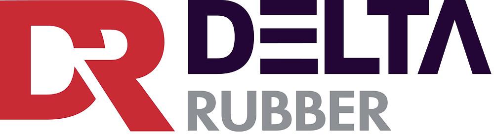 Delta Rubber Logo