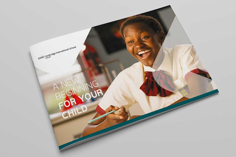 Cambridge International School Prospectus