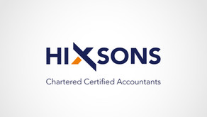 Rebrand for Hixsons