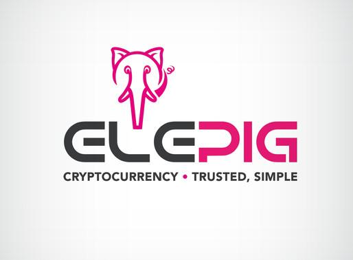 Elepig brand created by Landmark Creative Studios