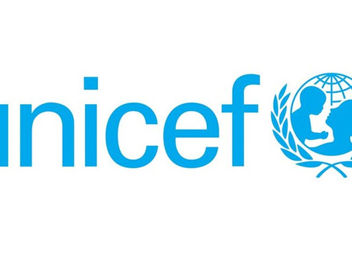 Proud to work for UNICEF