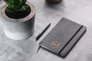 TMRW Branded Notebooks