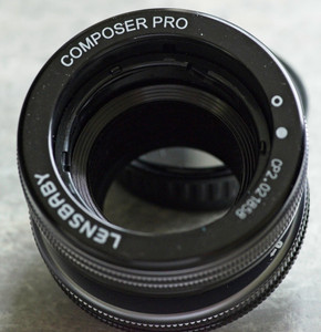 Lensbaby Composer Pro II