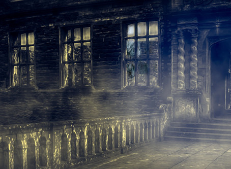 Rufford Abbey Atmospherics