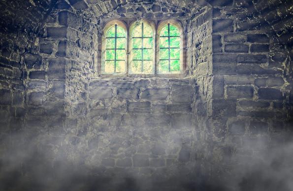 Rufford Abbey - The Cellar