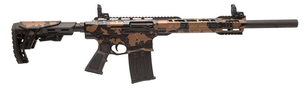 Escopeta Tizona MF-90 CAMO .12 Gauge