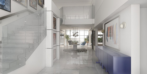 Heba's House - Dubai V1A2 - Sketch Draft