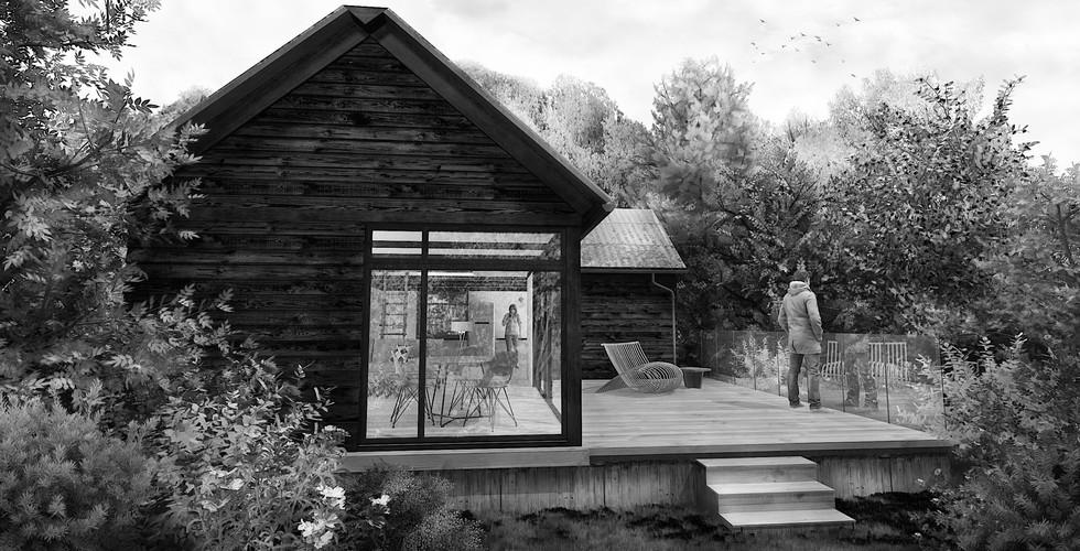 Garden House 2 (B&W).jpg