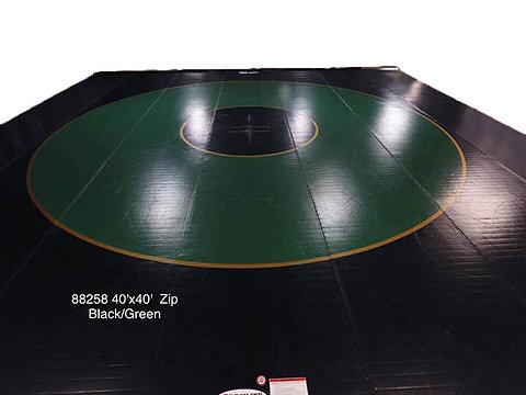 Resilite Zip Mat Wrestling Mat