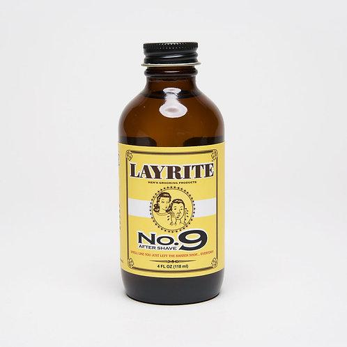 No. 9 Bay Rum Aftershave