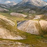Small Tundra Valley