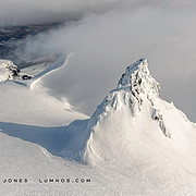 Winter, Aleutian Mountain Range, no.48