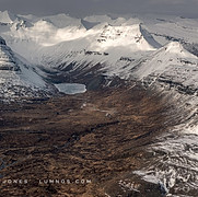 Glacially Sculpted Landscape, no.1