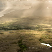 Becharof Highlands in Diffuse Sunlight