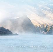 River Fog and Morning Sunlight
